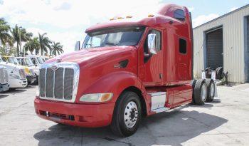 2010 PETERBILT 387 TANDEM AXLE SEMI SLEEPER TRACTOR IN MIAMI, FL