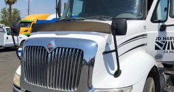 2012 INTERNATIONAL 8600 DAY CAB IN BAKERSFIELD, CA