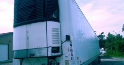2008 Wabash Arcticlite Reefer Trailer IN, GA