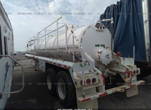 2016 PLATINUM 130 BBL VACUUM TRAILER  IN ODESSA, TX full